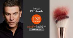 Confira e experimente mais um produto recomendado pelo nosso maquiador Marcos Costa e aproveite para comprar online com desconto especial.Clique no meu link da bio e garanta já o seu!
