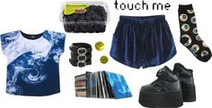 """""""cool !!! love the socks xD"""" by original-designs on Polyvore"""
