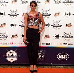 ΕΙΡΗΝΗ ΠΑΠΑΔΟΠΟΥΛΟΥ Eirini Papadopoulou in Mourtzi shoes #mymourtzi #madwalk #madwalk15