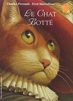 Le Chat Botté de Charles Perrault http://www.amazon.fr/dp/2070632318/ref=cm_sw_r_pi_dp_iS84ub1135D29