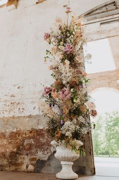 Iridescent Pastel Pink Wedding Inspiration   Bespoke-Bride: Wedding Blog Pastel Pink Weddings, Pink Peonies, Flower Power, Wedding Blog, Wild Flowers, Bespoke, Beautiful Flowers, Wedding Inspiration, Bride