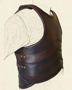 Torso Armour – Elven