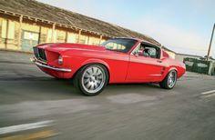1967 #Mustang #Fastback