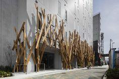 One @ Tokyo / Kengo Kuma & Associates
