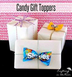 25 Creative and Frugal DIY Gift Wrapping Ideas - DIY for Life