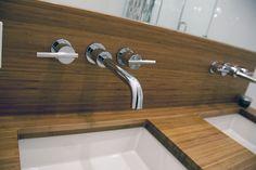 Bamboo Countertop | Bathroom Vanity