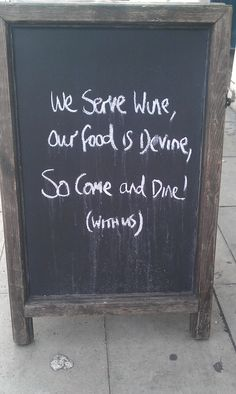 Promoting wine at your restaurant can help boost revenues.