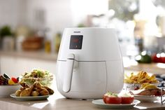 Eat healthier food with Air fryer