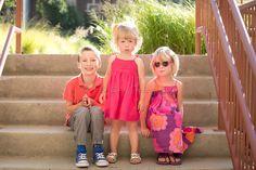 Edmonton Family Photographer, children, three children, child pose, toddler