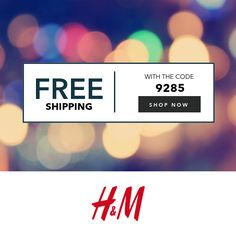 16 Best H M Coupons Images Promotion Code Code Free Pizza Coupons