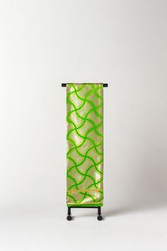 Japanese Kimono Deep Blue Strap on Silver Designed Double-woven Obi