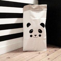 PANDA STORAGE BAG