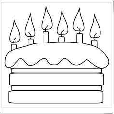 Taart Best Friend Birthday, Birthday Fun, Crafts For Kids To Make, Diy And Crafts, Colouring Pages, Coloring Books, Graffiti Designs, Sewing Appliques, Pattern Drawing
