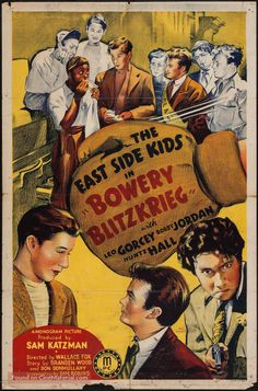 Bowery Blitzkrieg, 1941