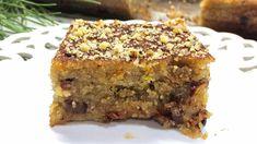 Greek Sweets, Greek Desserts, Greek Recipes, Orange, No Cook Meals, Banana Bread, Food To Make, Cooking, Youtube