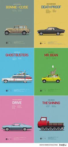 Car posters