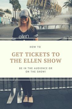 If I am ever having a less than great day, a guaranteed way to turn that around is to tune in to The Ellen Show. Ellen is the funniest, most hilarious, and sweetest person, which I know because… Ellen Degeneres Tickets, Ellen Degeneres Show, Get Tickets, Breathe In The Air, Vocal Exercises, The Ellen Show, Singing Tips, First Time Moms