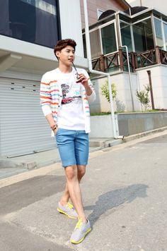 Male Korean Fashion // cute outfit!