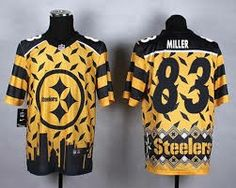 Pittsburgh Steelers Retro Jersey