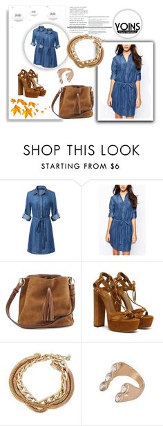 """Untitled #34"" by fashion-with-lela ❤ liked on Polyvore featuring yoins"