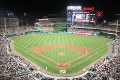 Nationals Park (Summer 2011)
