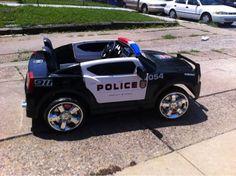 dodge charger kids police car 175 obo 175 franklin mills