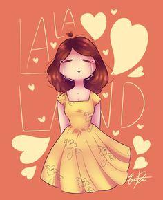 La La Land - Mia by TheElliPelli on DeviantArt
