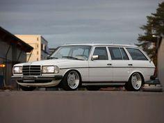 1980 Mercedes 240TE    Mercedes Benz for Life.  #BulletProof #HotTouring