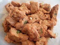 Seitan - Meat Substitute Recipe - YouTube