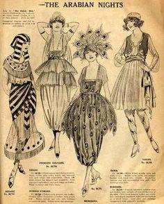 Vintage pattern pic 2
