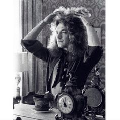 Robert Plant - My hair had a mind of its own -1971
