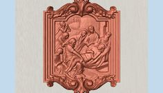Stations of the Cross Wood Carving Catholic by TheWoodGrainGallery