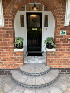 And After..... House Extension Design, Extension Designs, Porch Makeover, Home Porch, House Extensions, Porch Decorating, Front Porch, Patio, Doors