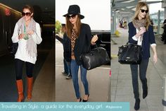Travelling in Style: a guide for the everyday girl