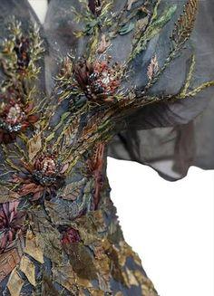 Мишель Каррагер - Лондон Школа вышивки