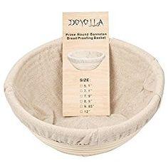 DOYOLLA Banneton Rattan Basket