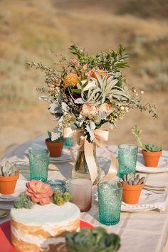 Bohemian Desert Inspired Styled Shoot in Big Muddy Valley Beautiful Scenery, Beautiful Lights, Desert Fashion, Beautiful Table Settings, Place Settings, Tablescapes, Deserts, Bohemian, Table Decorations