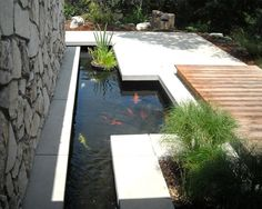 75 best Modern water garden design images on Pinterest | Gardens ...