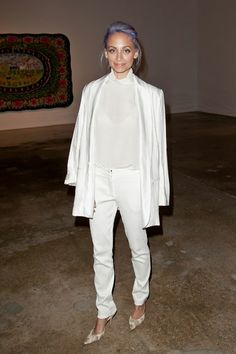 From Pastel Pant Suits to Flowing Gowns, Check Out This Week's Best Dressed Celebs: Nicole Richie