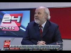 En entrevista con el noticiero 24 Horas, de Televisión Nacional , el Dr Jorge De las Heras, miembro de la Academia Chilena de Medicina, da cuenta de los preo...