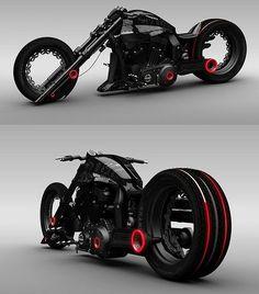 Concept Chopper