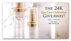 OROGOLD 24K Eye Care Collection Giveaway (Worldwide) – Ends Jan 15th