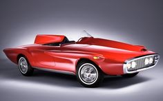 Plymouth XNR Concept Car Wallpapers | The Car Wallpapers