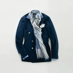 Double Breasted sport coat - Loro Piana.