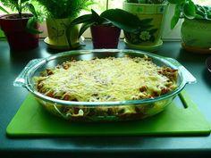 Dziś powstała zapiekanka ziemniaczana z mięsem mielonym i sosem arabskim, rewelacja!!! #sosyŁowicz https://www.facebook.com/photo.php?fbid=1106625842685937&set=o.145945315936&type=1
