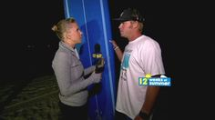 News Erin Colton learns what it takes to surf with Skudin Surf in Long Beach. What It Takes, Keep Fit, 12 Weeks, Long Beach, Surfing, Adventure, Learning, News, Fitness