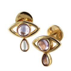 Crying Eye Earring — VERAMEAT