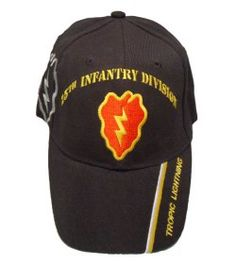 """Army 25th Infantry Division """"Tropic Lightning"""" Hat"""