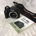 Canon EOS Digital Rebel XS / EOS 1000D 10.1 MP Digital SLR Camera (BODY ONLY)