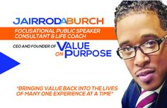Bringing Value Back Into The Lives of Many One Experience At A Time.